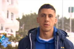 Футболисты 'Динамо' патриотично поздравили девушек с 8 марта: яркое видео