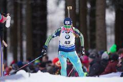 Україна завоювала 'дерев'яну' медаль на Кубку світу з біатлону