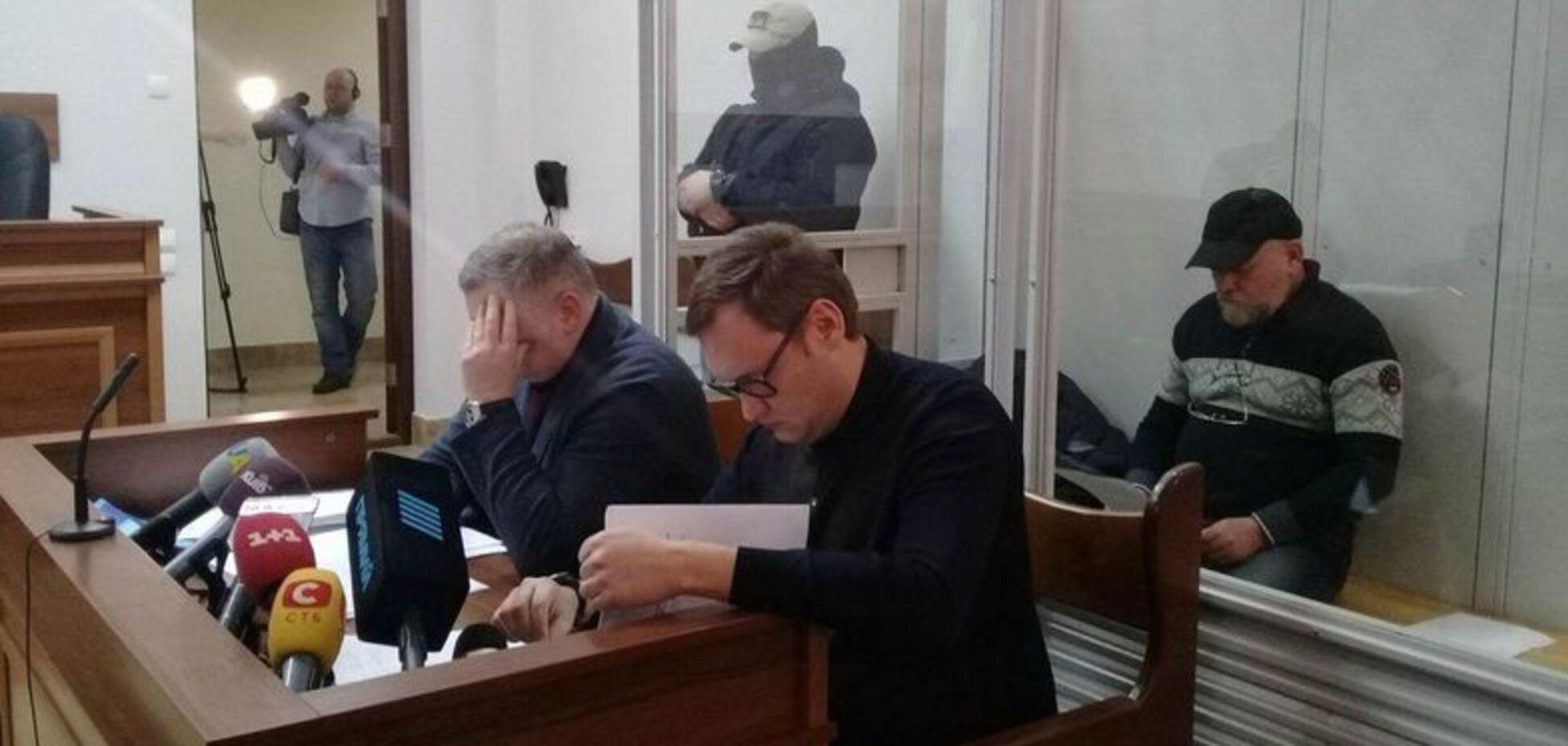 Володимир Рубан у суді