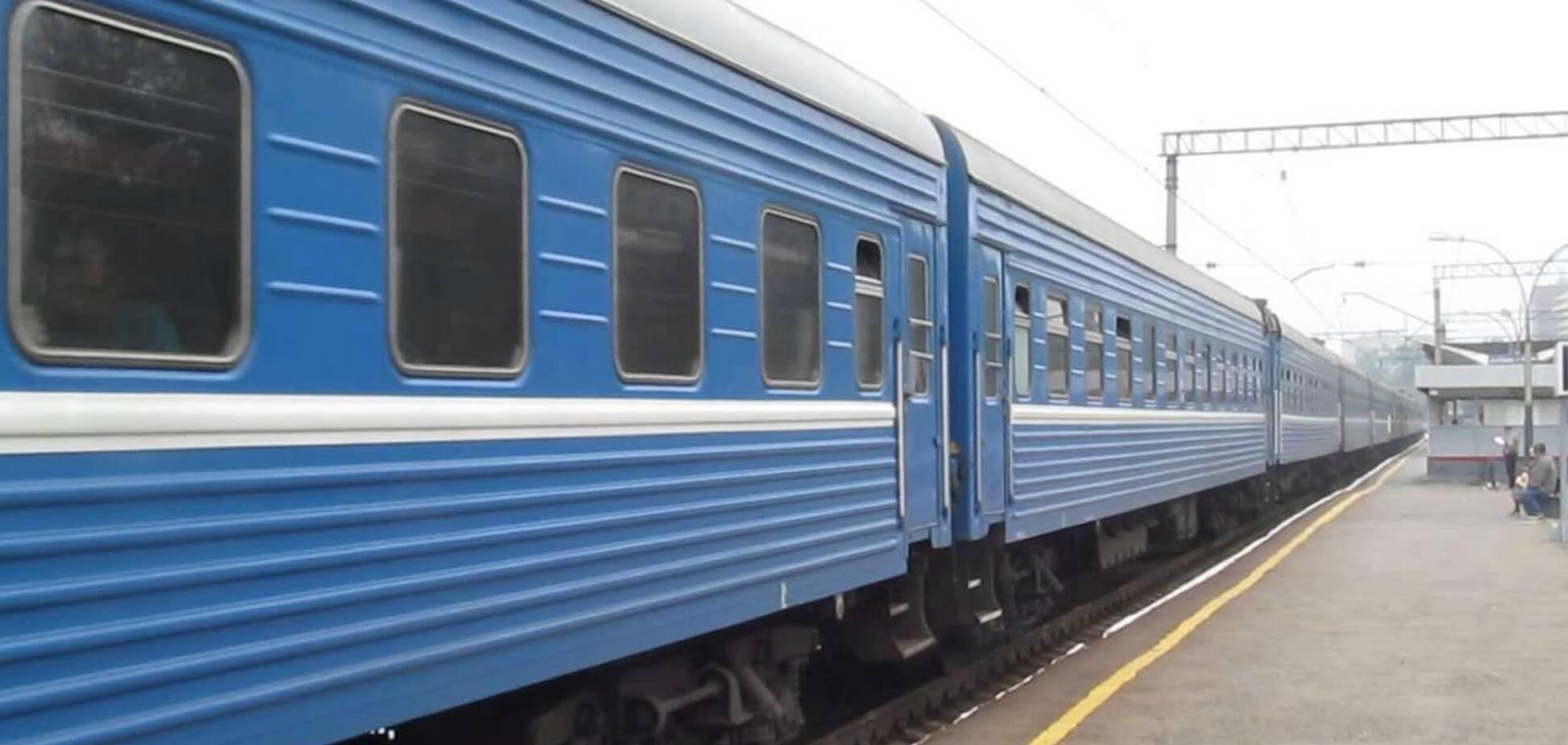 П'яний чиновник Нацполіції влаштував стрілянину в поїзді