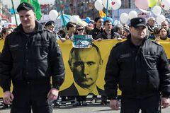 Письма из России: мы уверены в скорой гибели Америки
