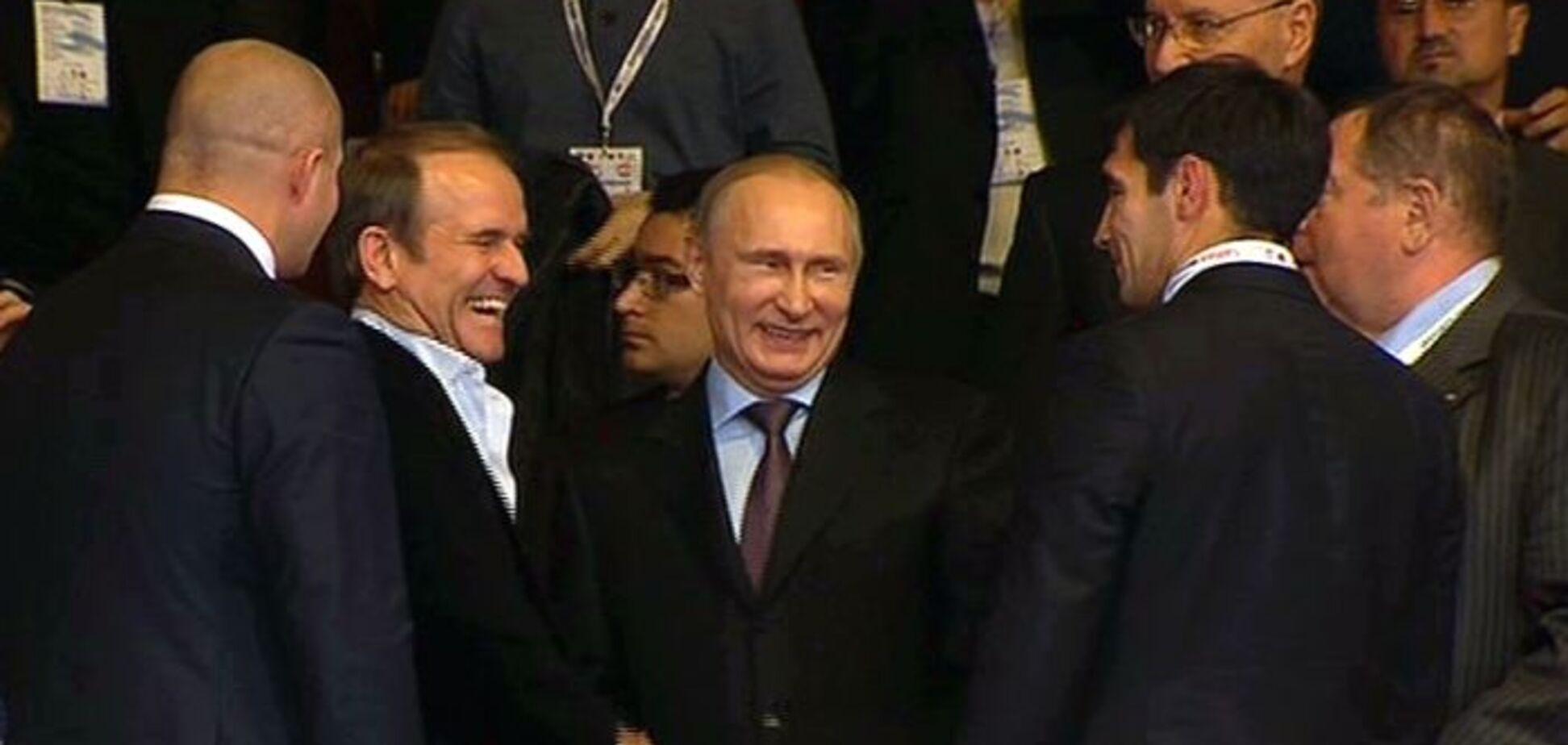 Медведчук і Путін