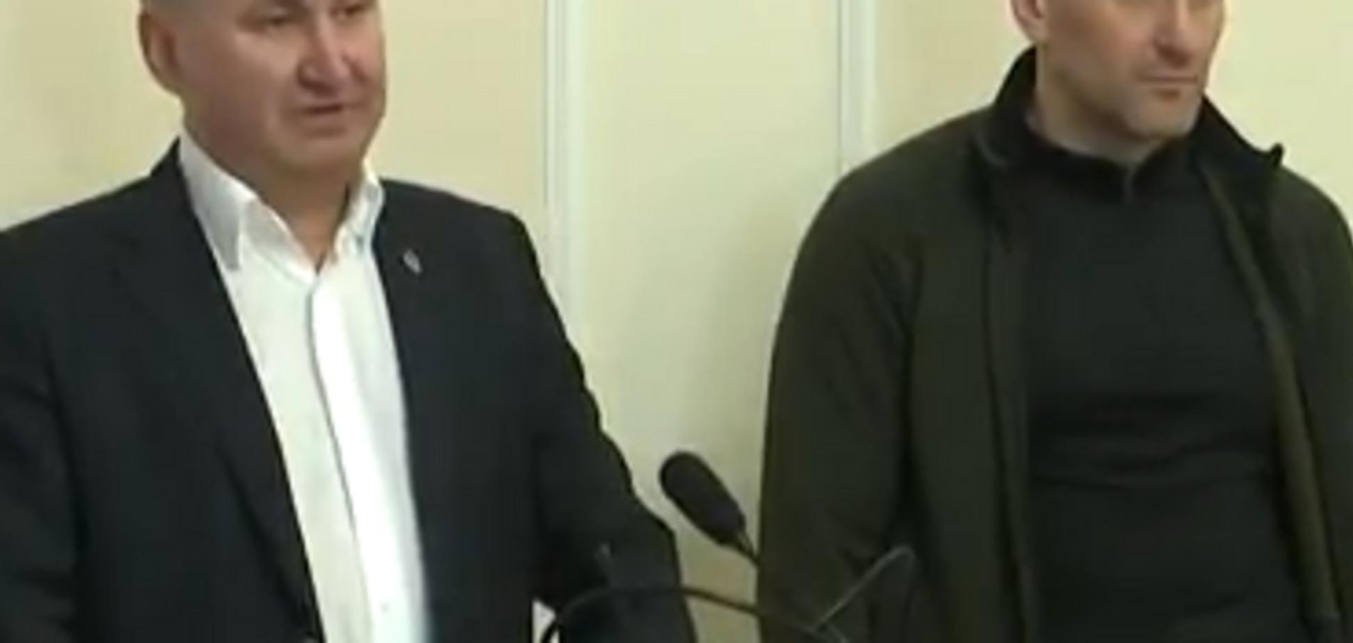 'Тисячі трупів у Києві': СБУ дізналася про змову Рубана з Захарченком