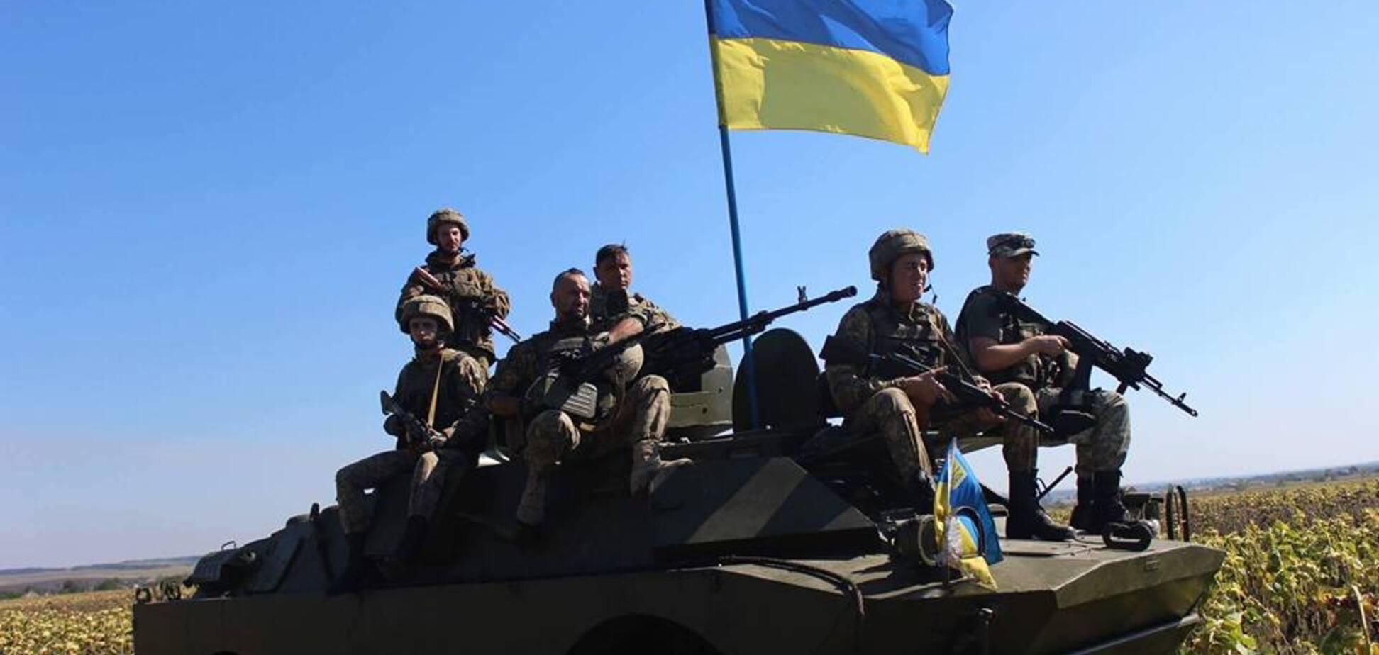 'Великоднє перемир'я' зірвано: терористи поранили українських бійців на Донбасі
