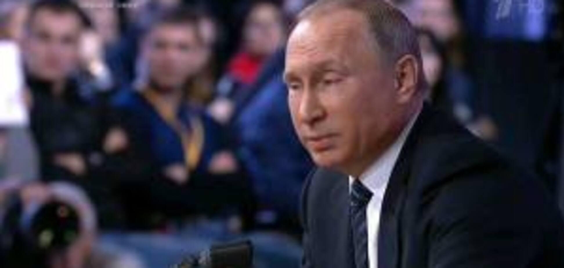 Дубликат Путина: оригинал подменили двойником