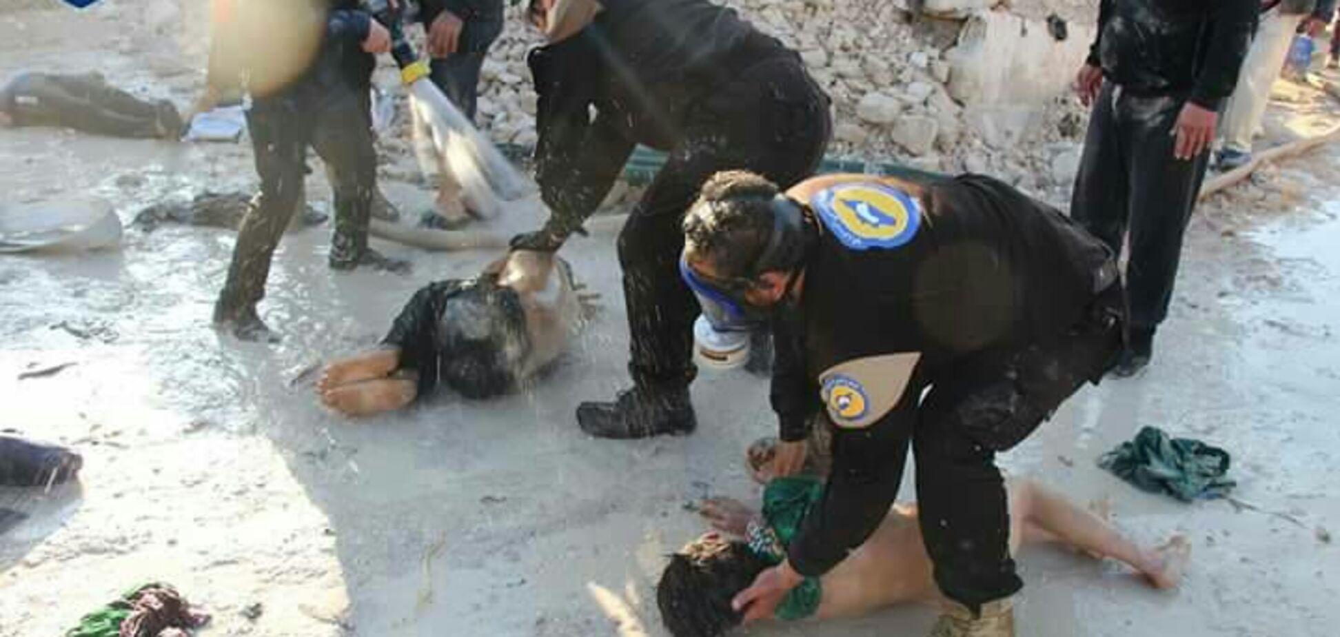 Химическая атака в Сирии: Россию пока еще не сломили