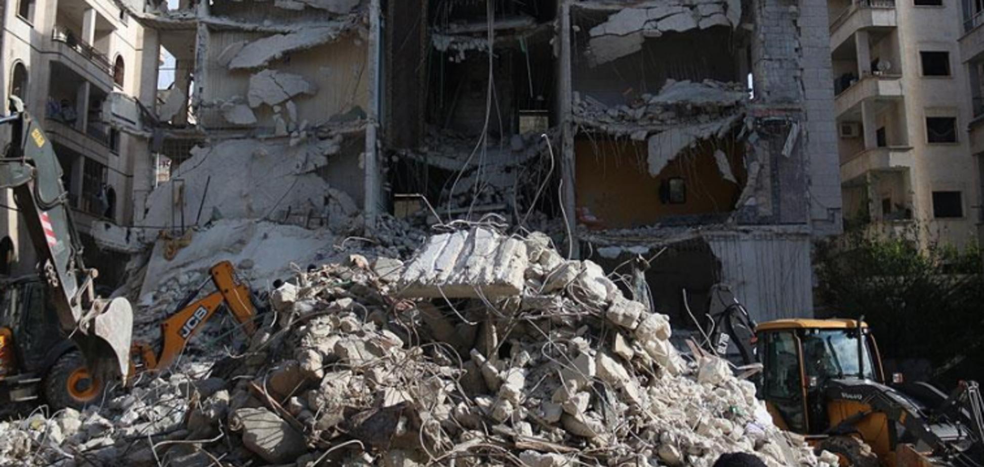 В Ідлібі прогримів потужний вибух у будинку: близько 30 жертв, більше сотні поранених