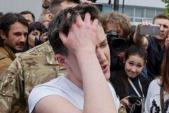 'Это не похоже на Надю': стало известно о госпитализации Савченко