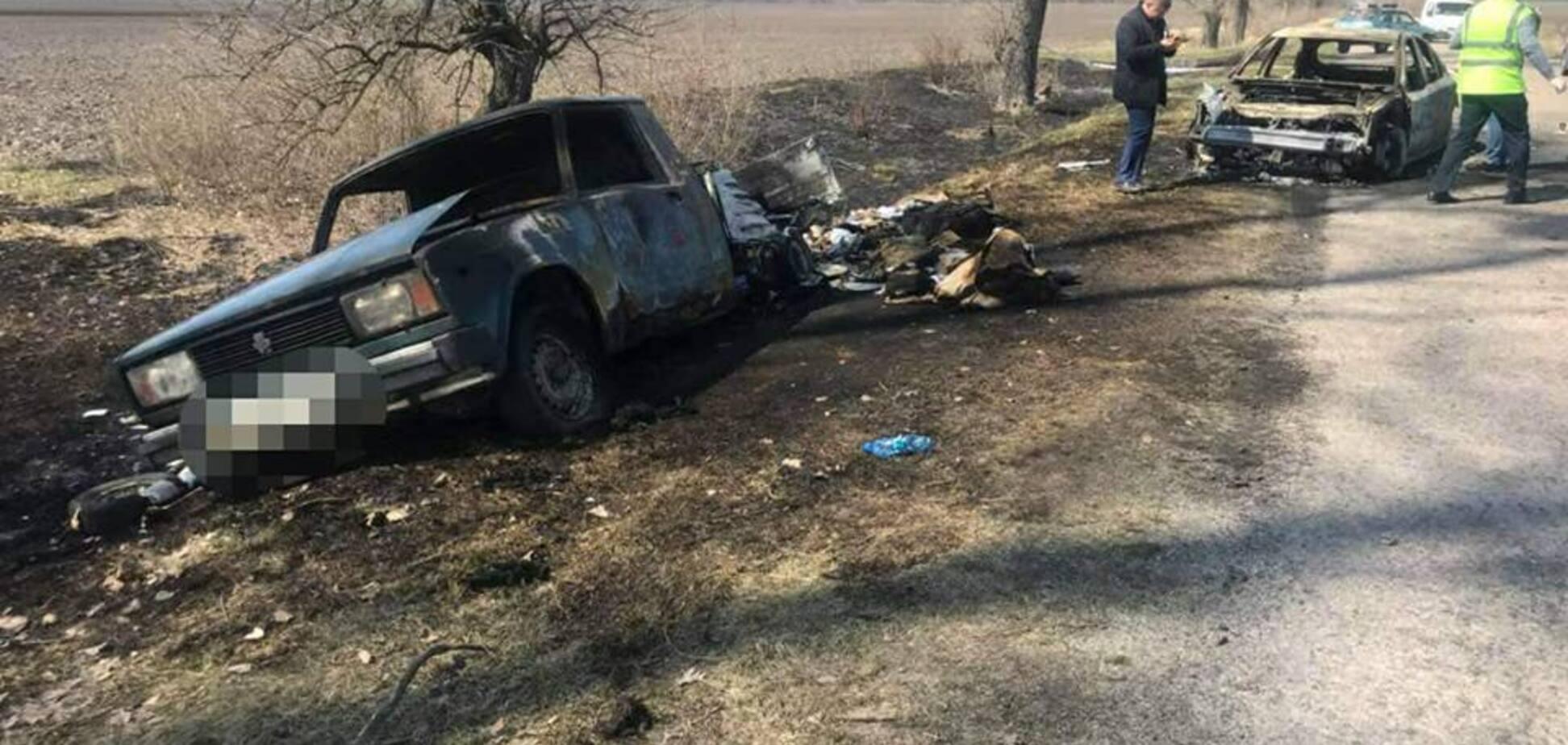 Під Києвом напали на авто 'Укрпошти' і вкрали гроші на пенсії