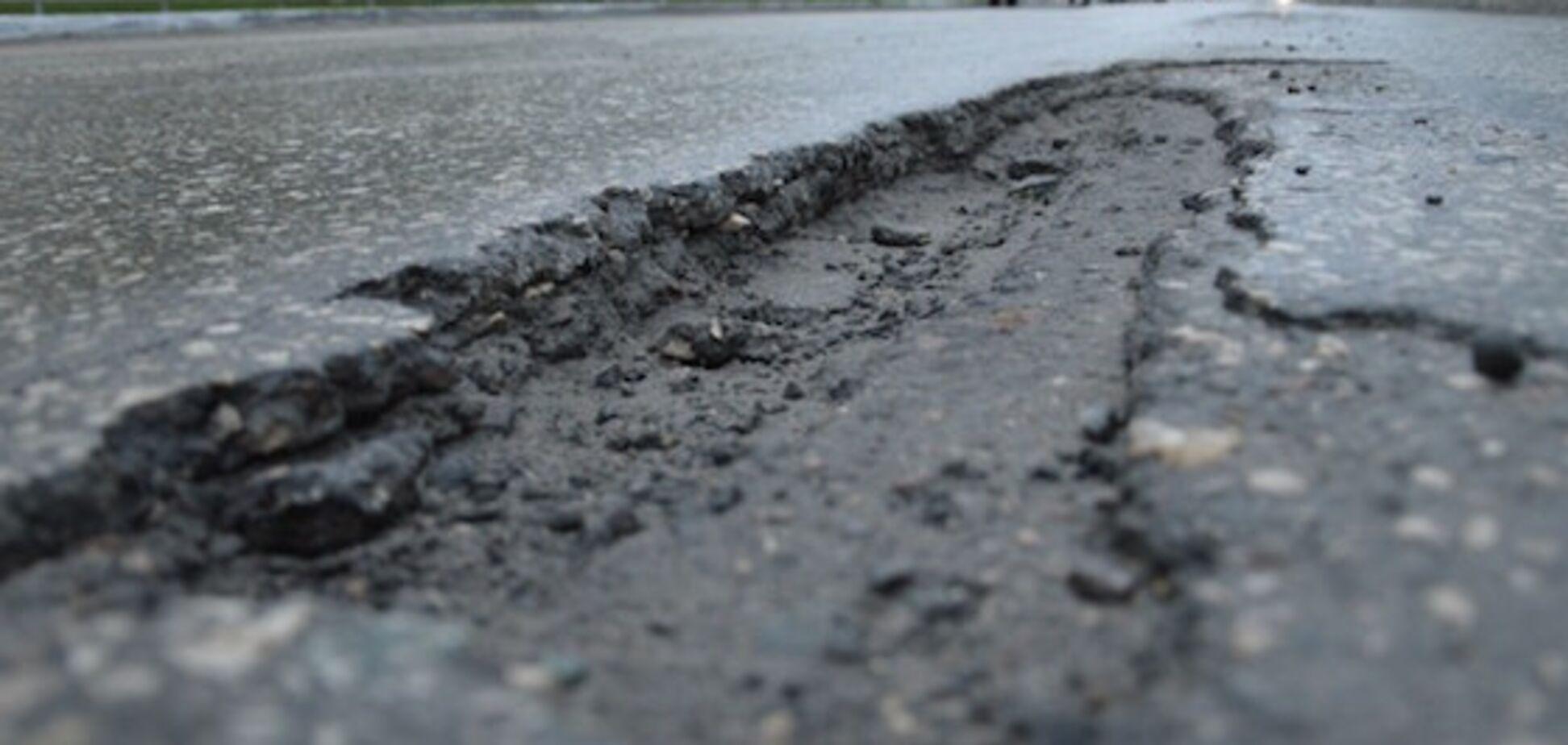 Смерть как норма на дорогах Киева
