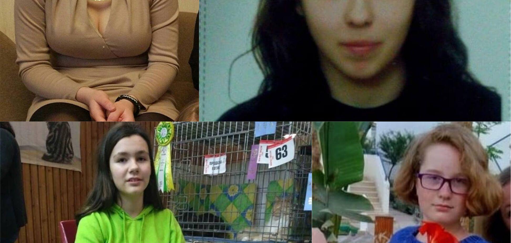 Внимание, розыск! В Киеве пропали сразу 4 школьницы