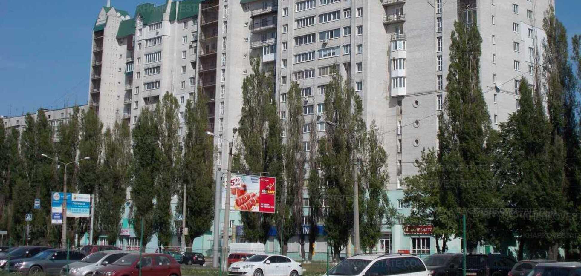 В Харькове одним махом снесут более 600 деревьев