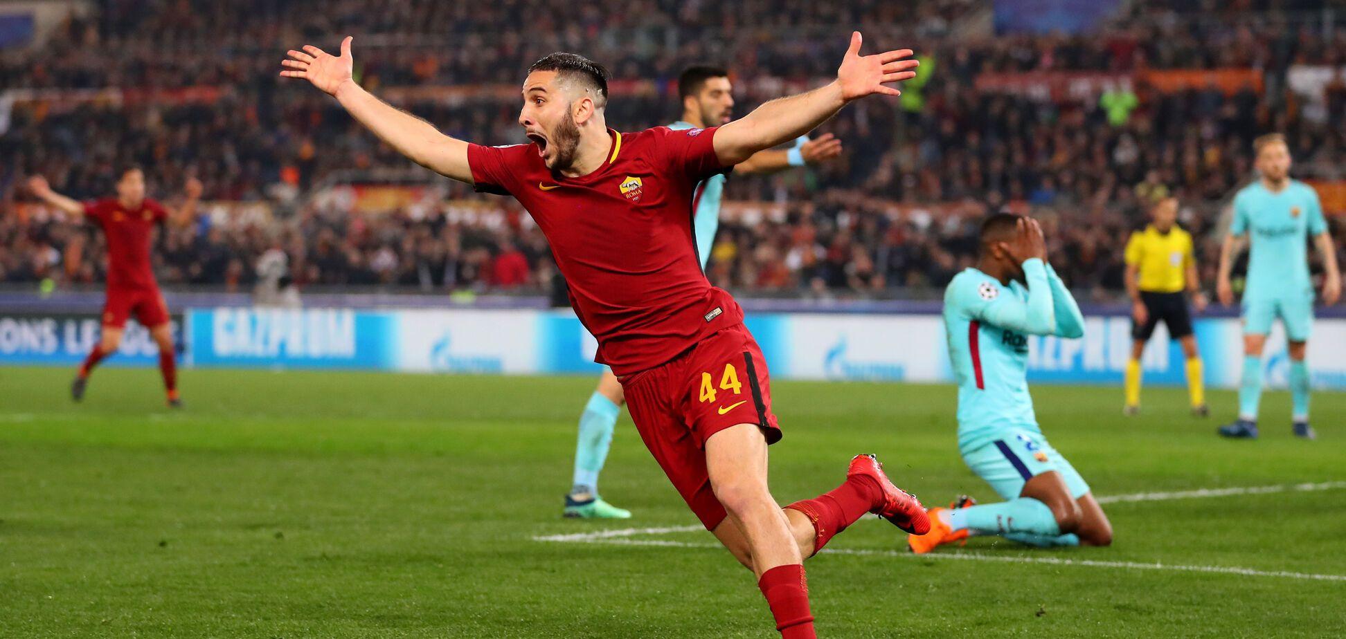 Разгромленная 'Барселона' сенсационно вылетела из Лиги чемпионов