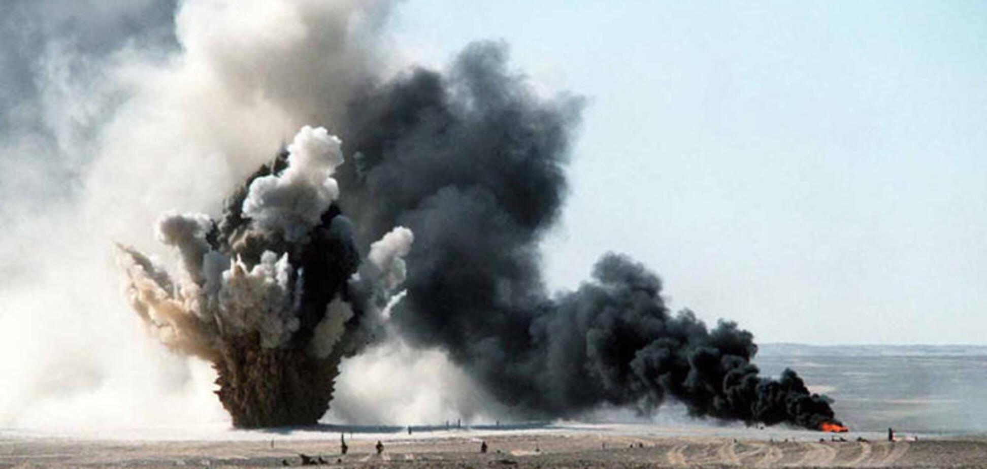 Як в 2014-му: Маріуполь здригнувся від потужних вибухів