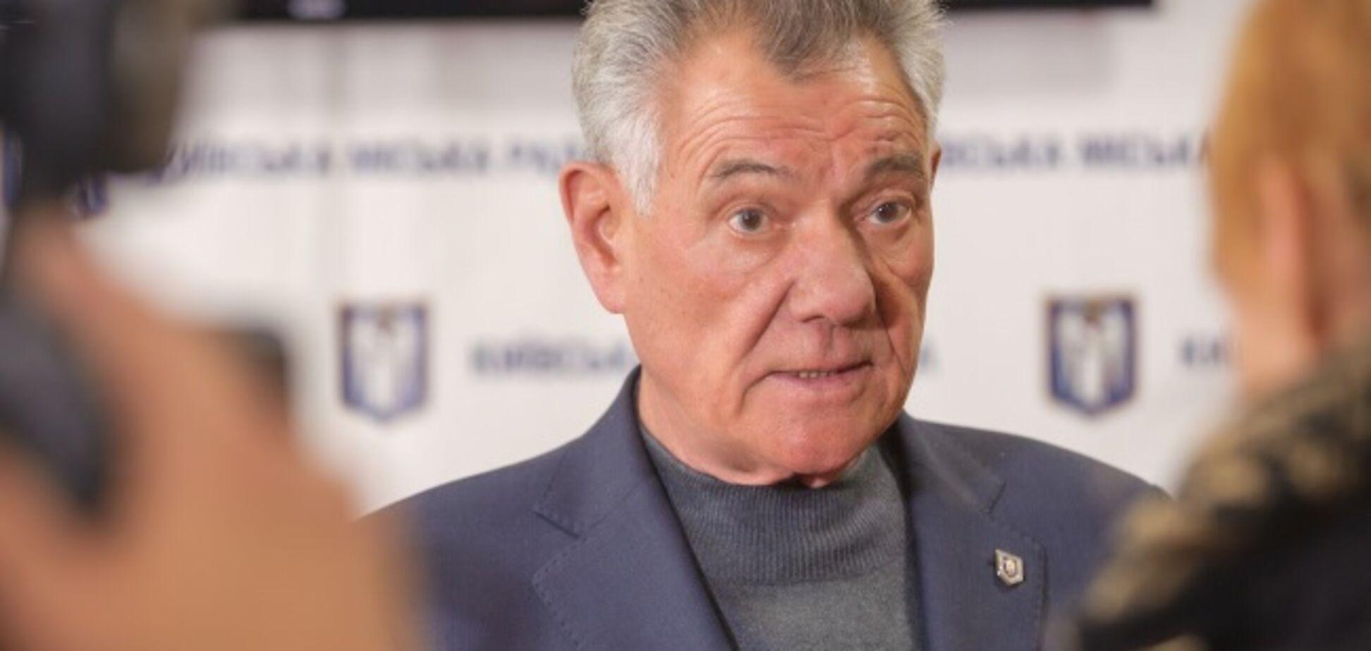НАПК взялось за декларацию экс-мэра Киева Омельченко