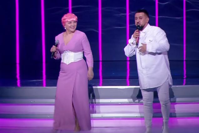 Нина Матвиенко и Дмитрий Монатик
