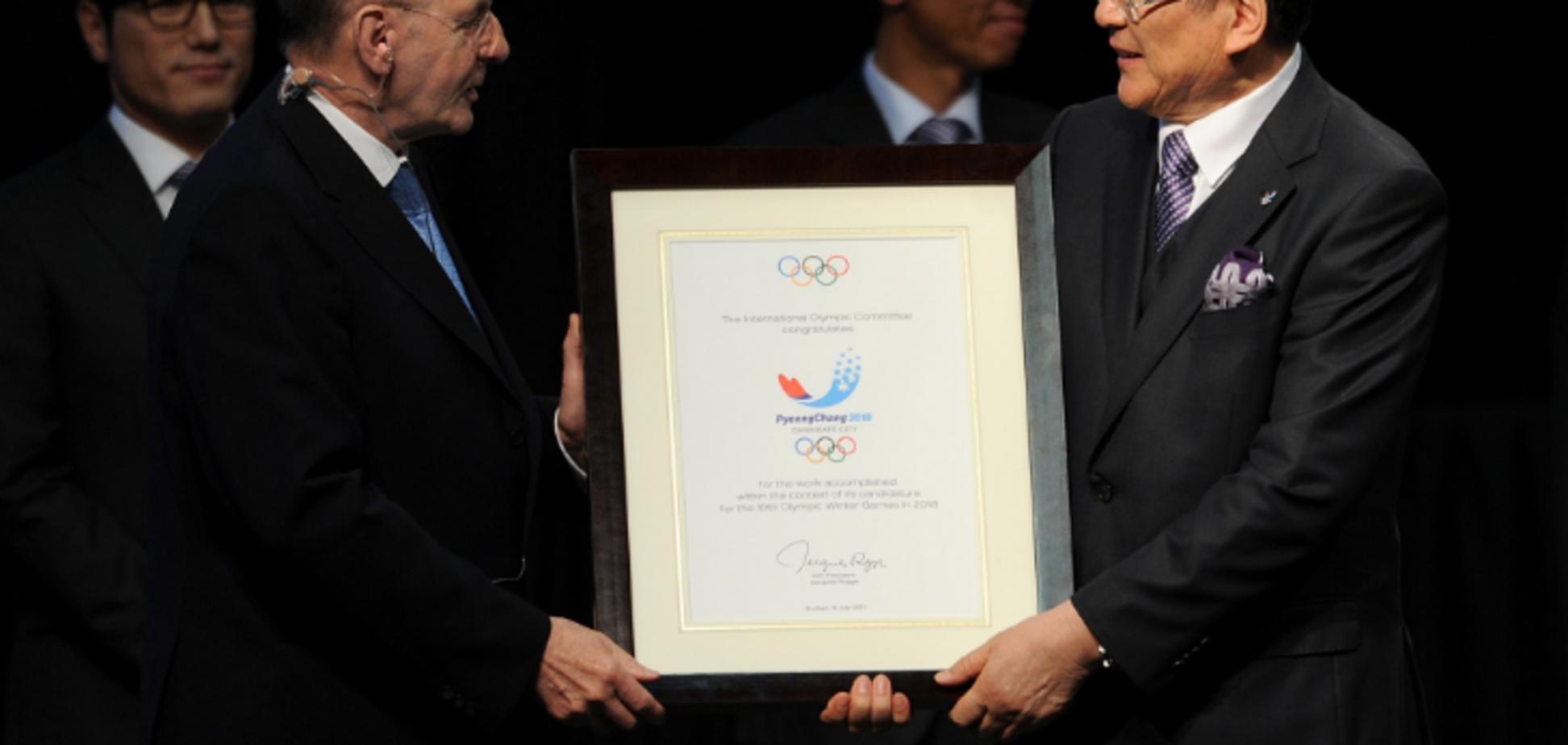 У МОК спалахнув грандіозний скандал через Олімпіаду-2018