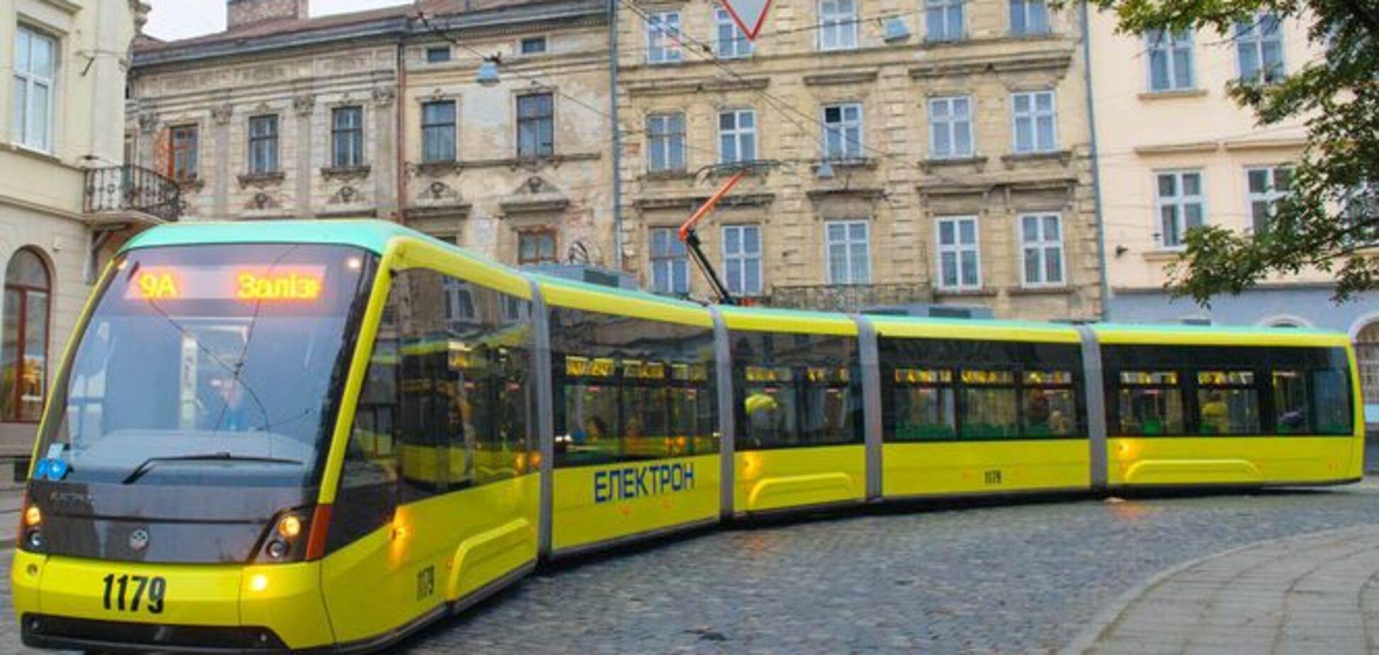 Во Львове рекордно подняли цены на проезд в электротранспорте