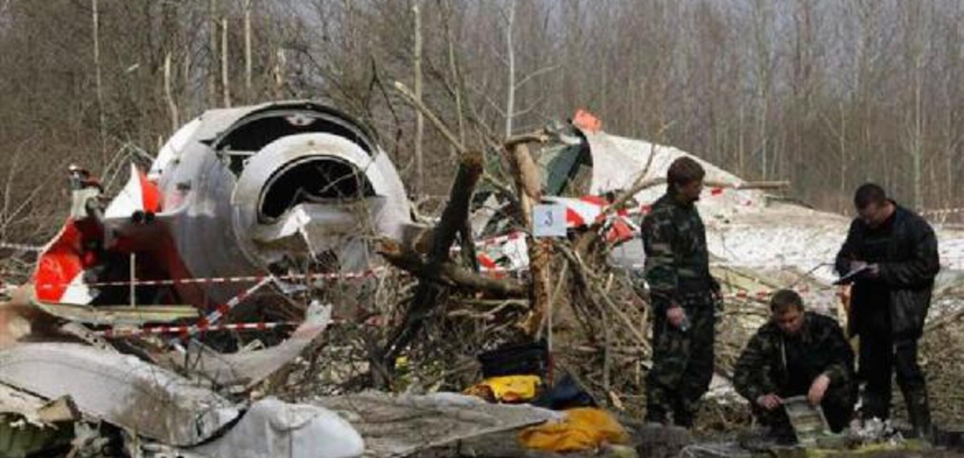 Тела выпадали из самолета: раскрыты страшные подробности Смоленской трагедии