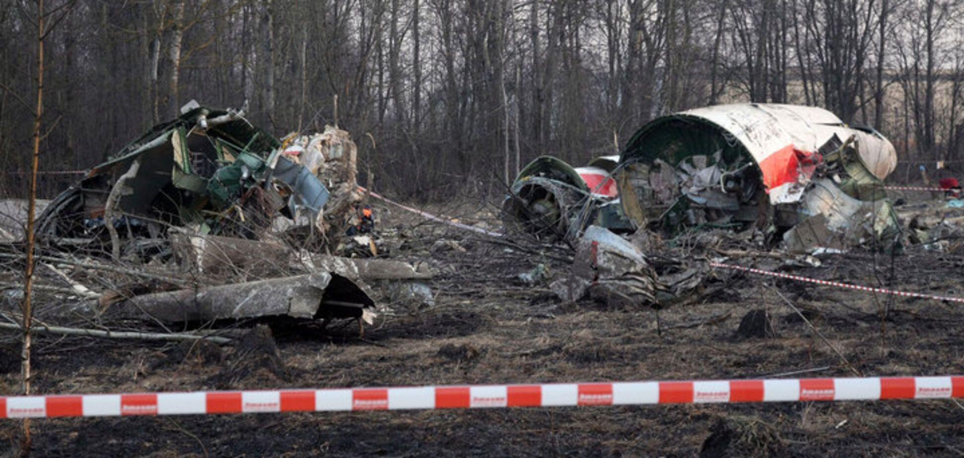 Как сбили самолет Качиньского: результаты расследования