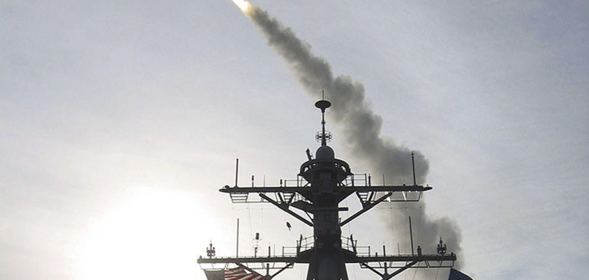 Удар по Сирії: Росія пригрозила збивати всі ракети США