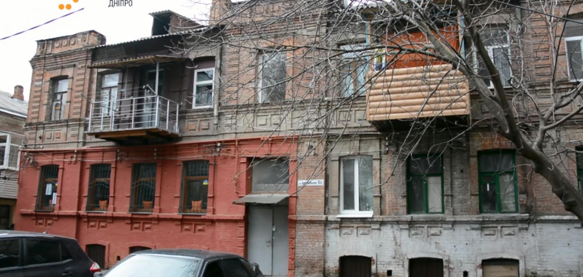Журналисты сняли фильм о тайнах старинной улицы Днепра