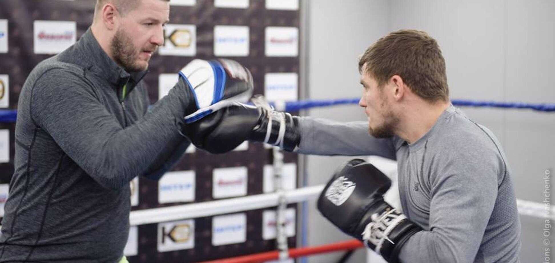 Непобедимый украинский боксер отказался работать с тренером Усика
