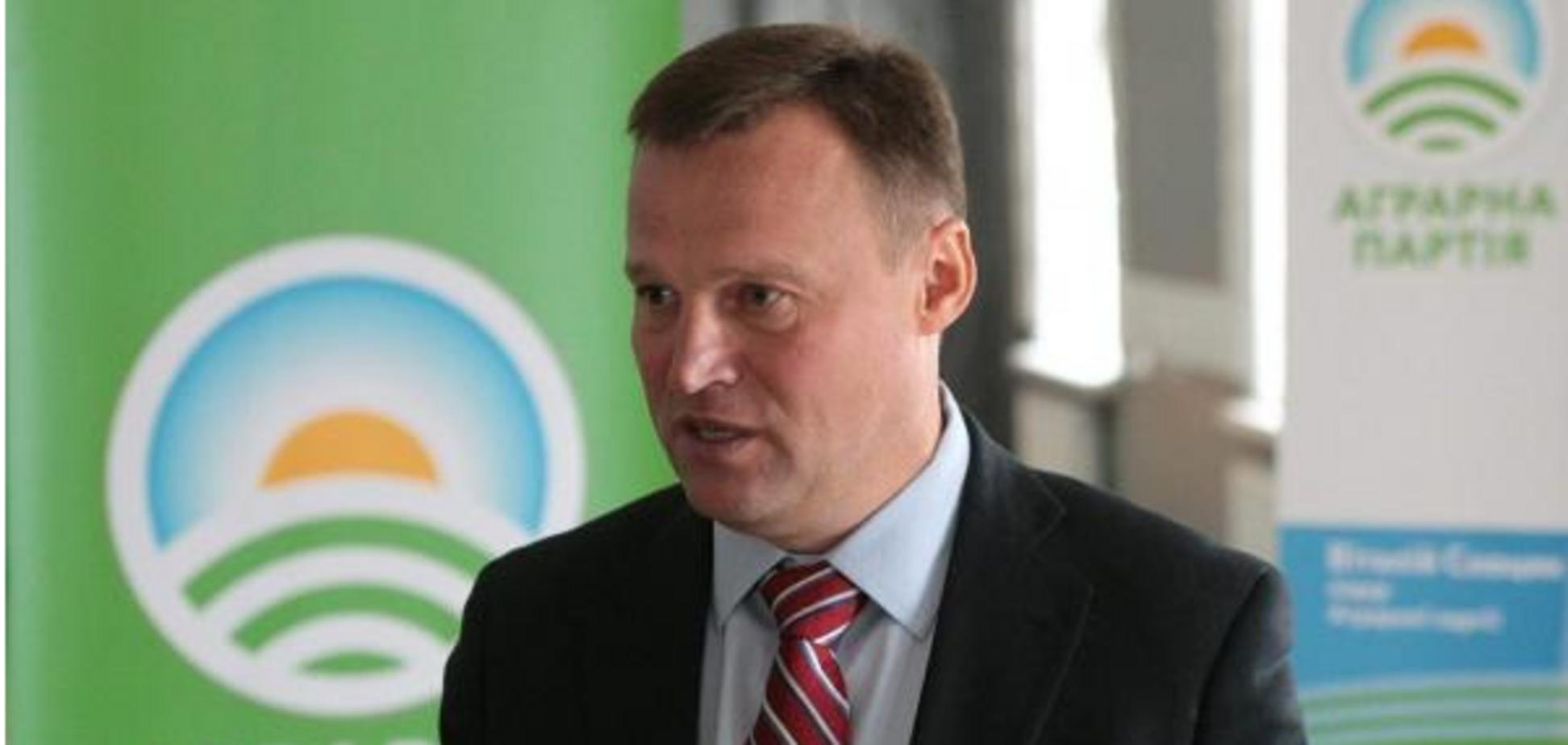 Скоцик хотел стать президентом - политтехнолог Грановский