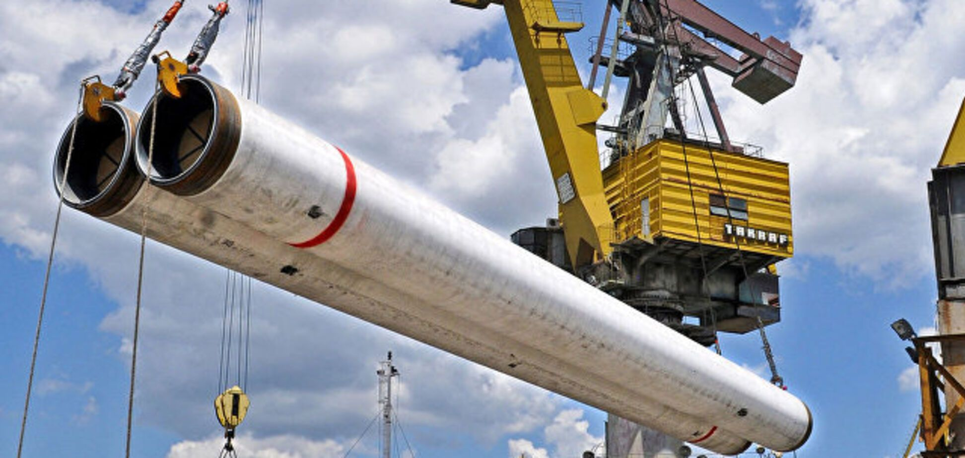 Головна газова загроза для України