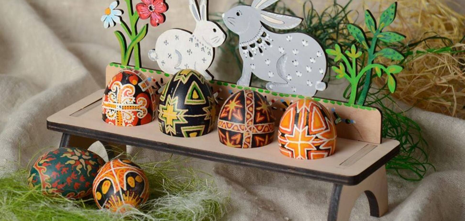 Великодні традиції: кролик VS яйце