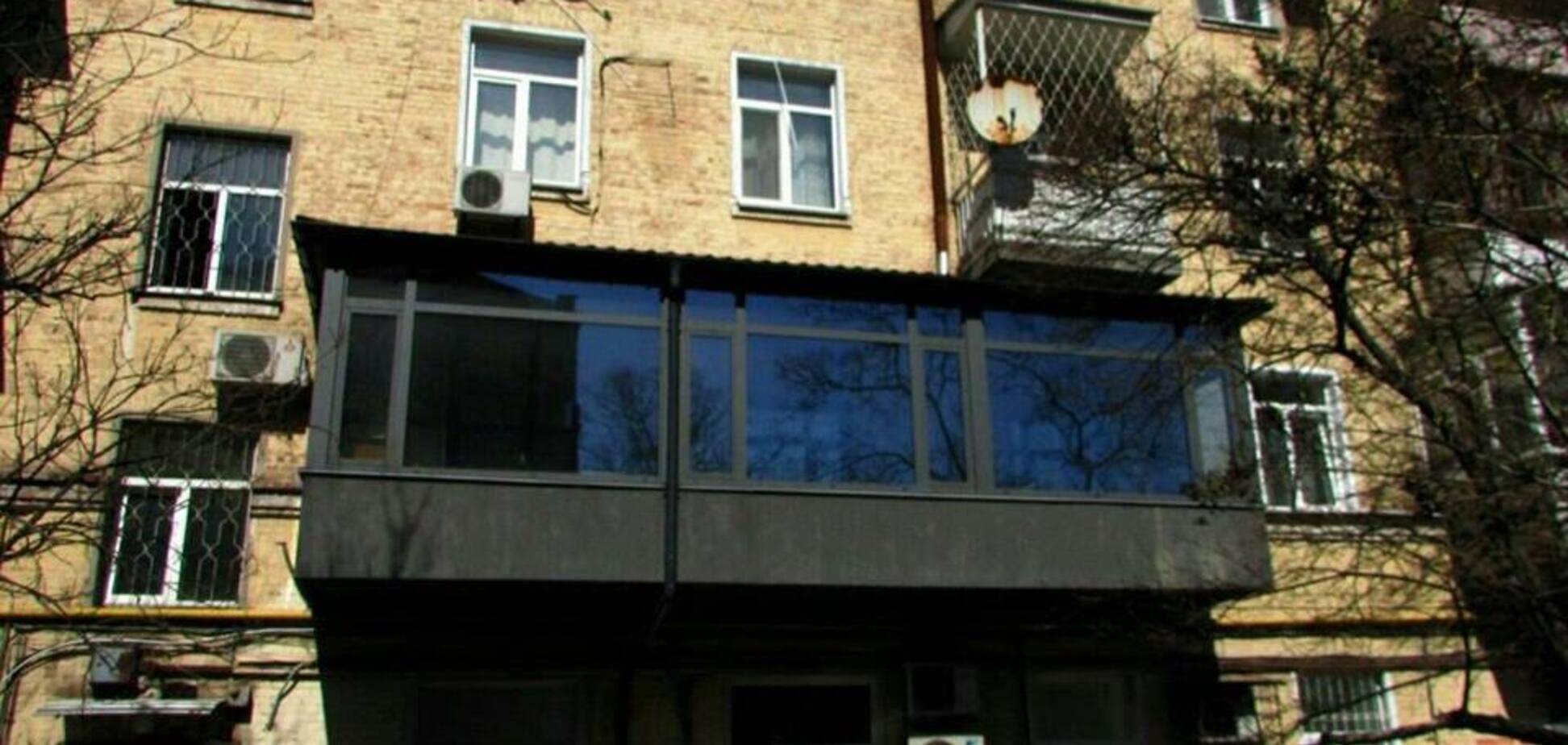 Киевские 'цари': подборка шедевральных балконов