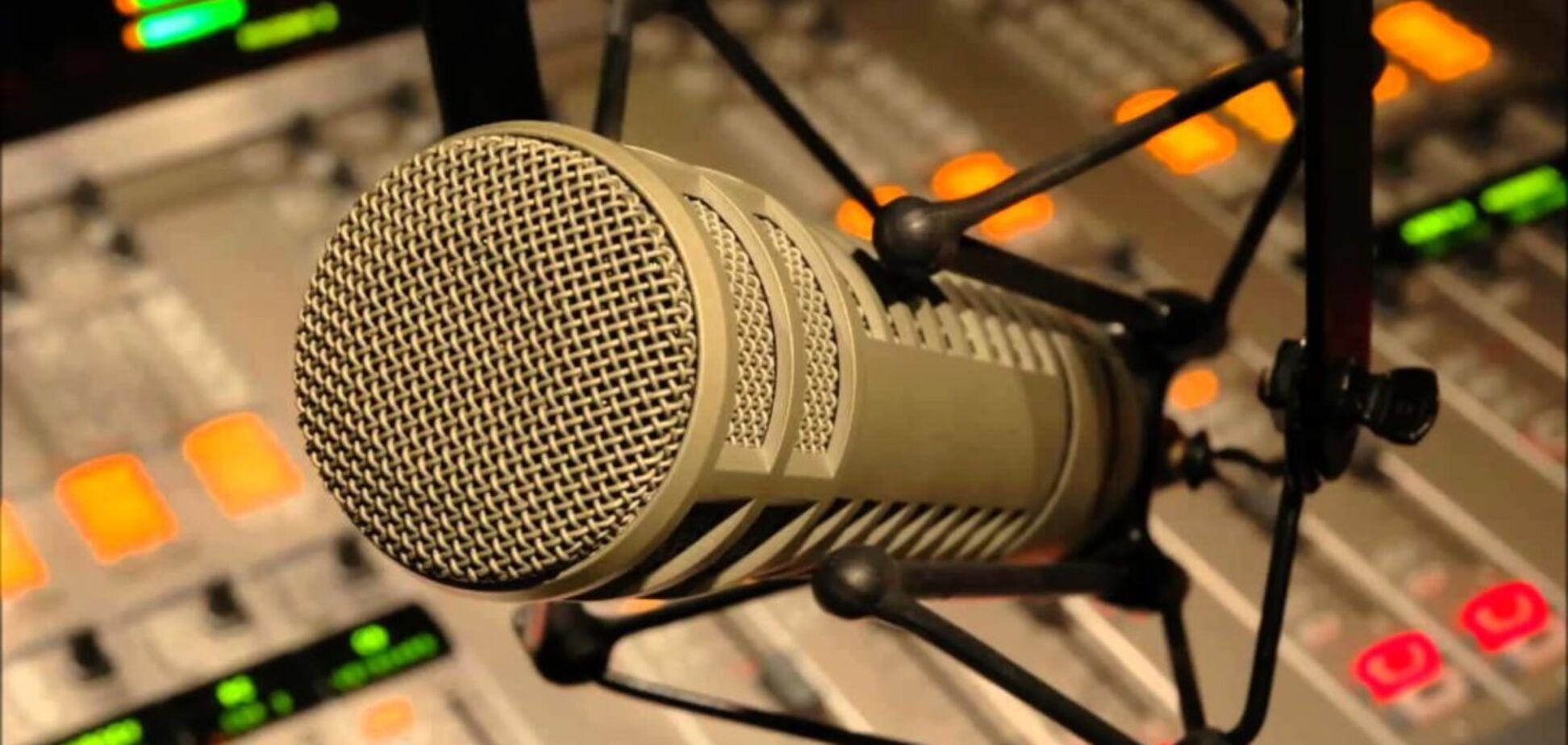 Нацсовет оштрафовал украинскую радиостанцию