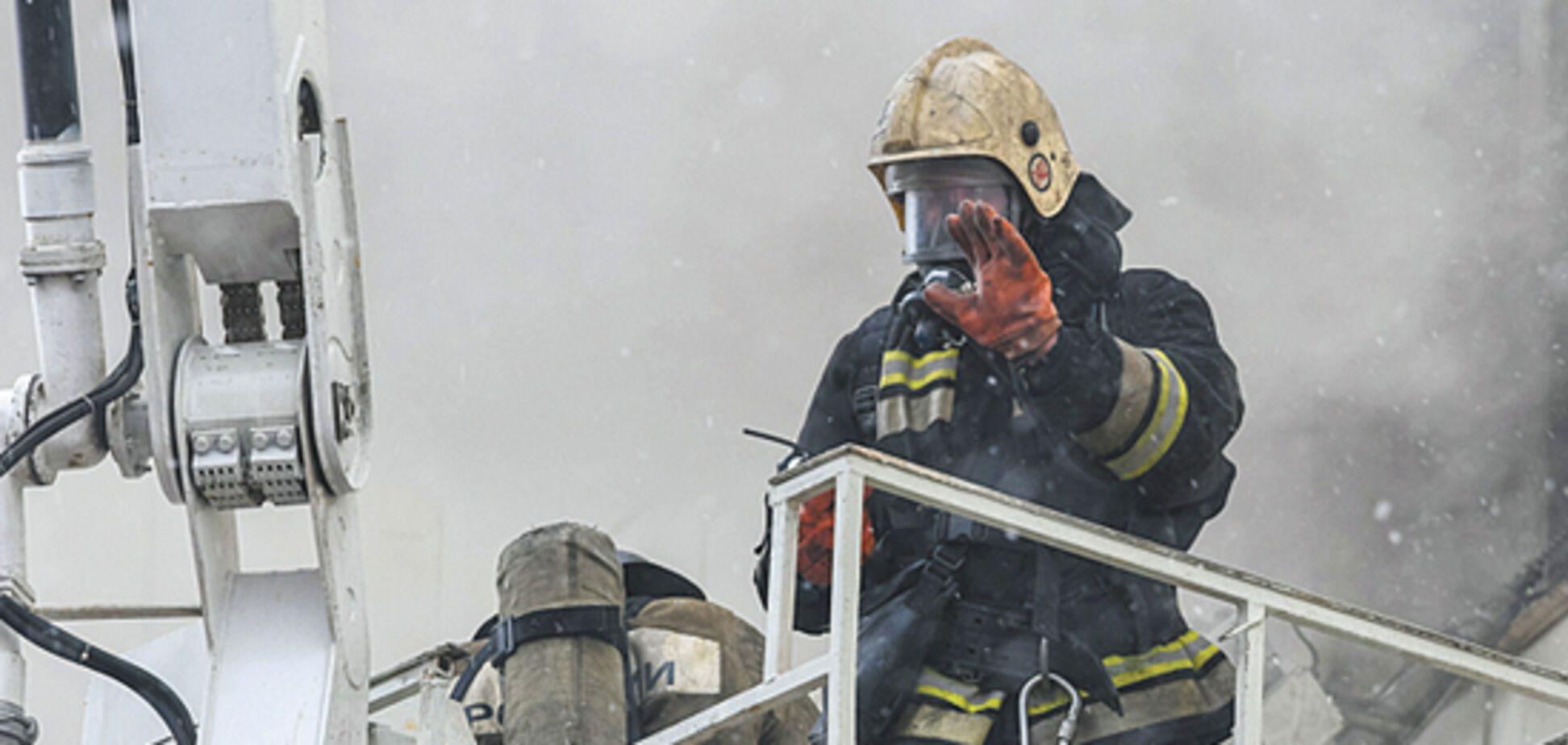 Героя-рятувальника з Кемерово викрили у брехні