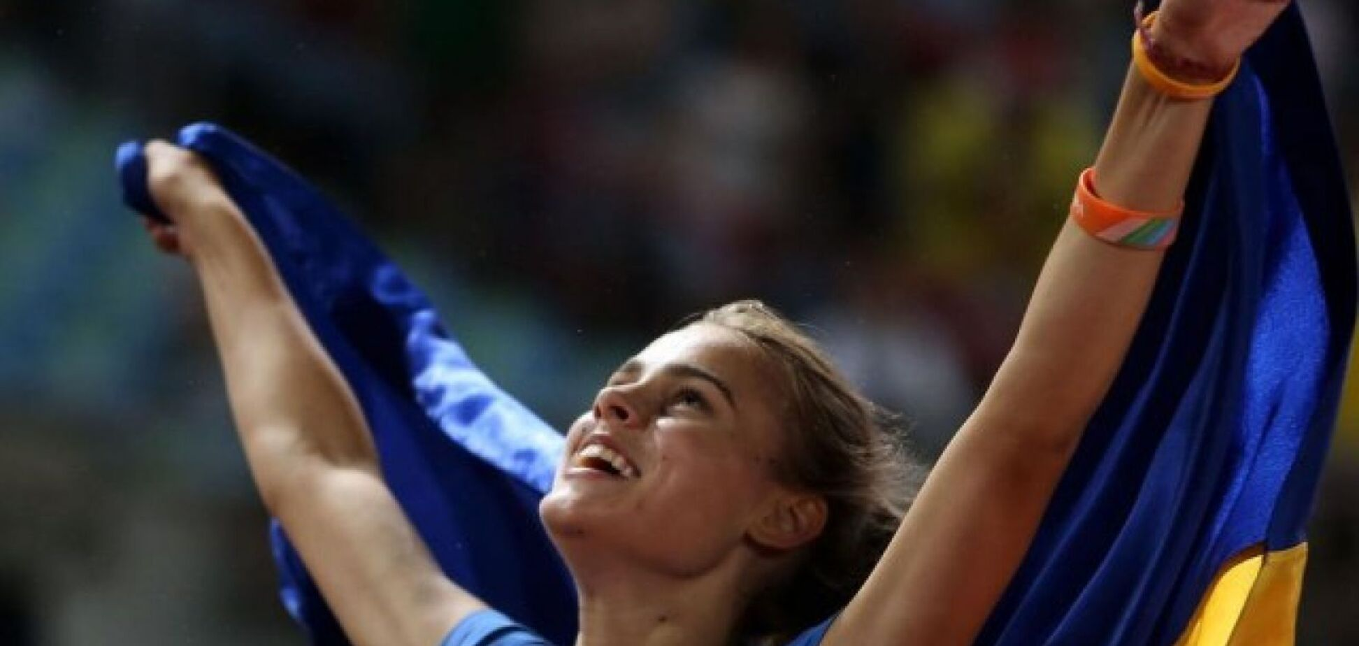 'Мурашки по коже': сильнейшая легкоатлетка Украины сделала патриотичное заявление