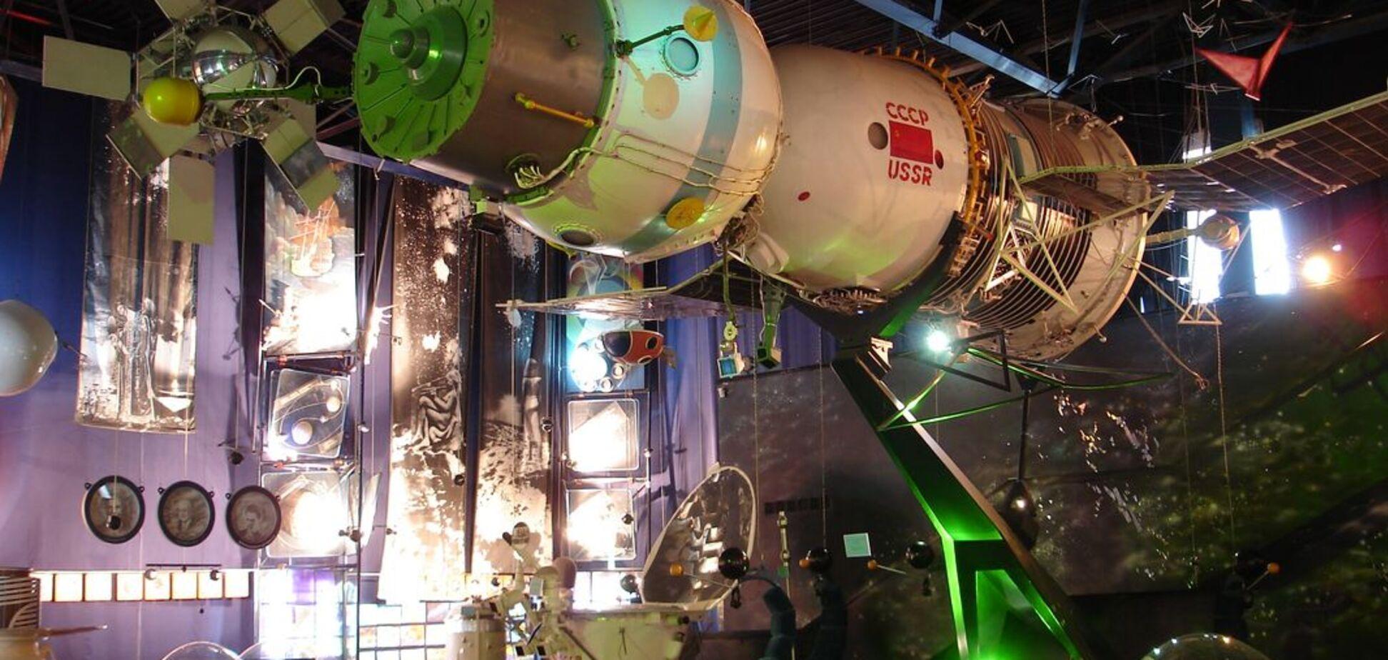 Где в Украине можно стать ближе к космосу: планетарии, обсерватории, музеи