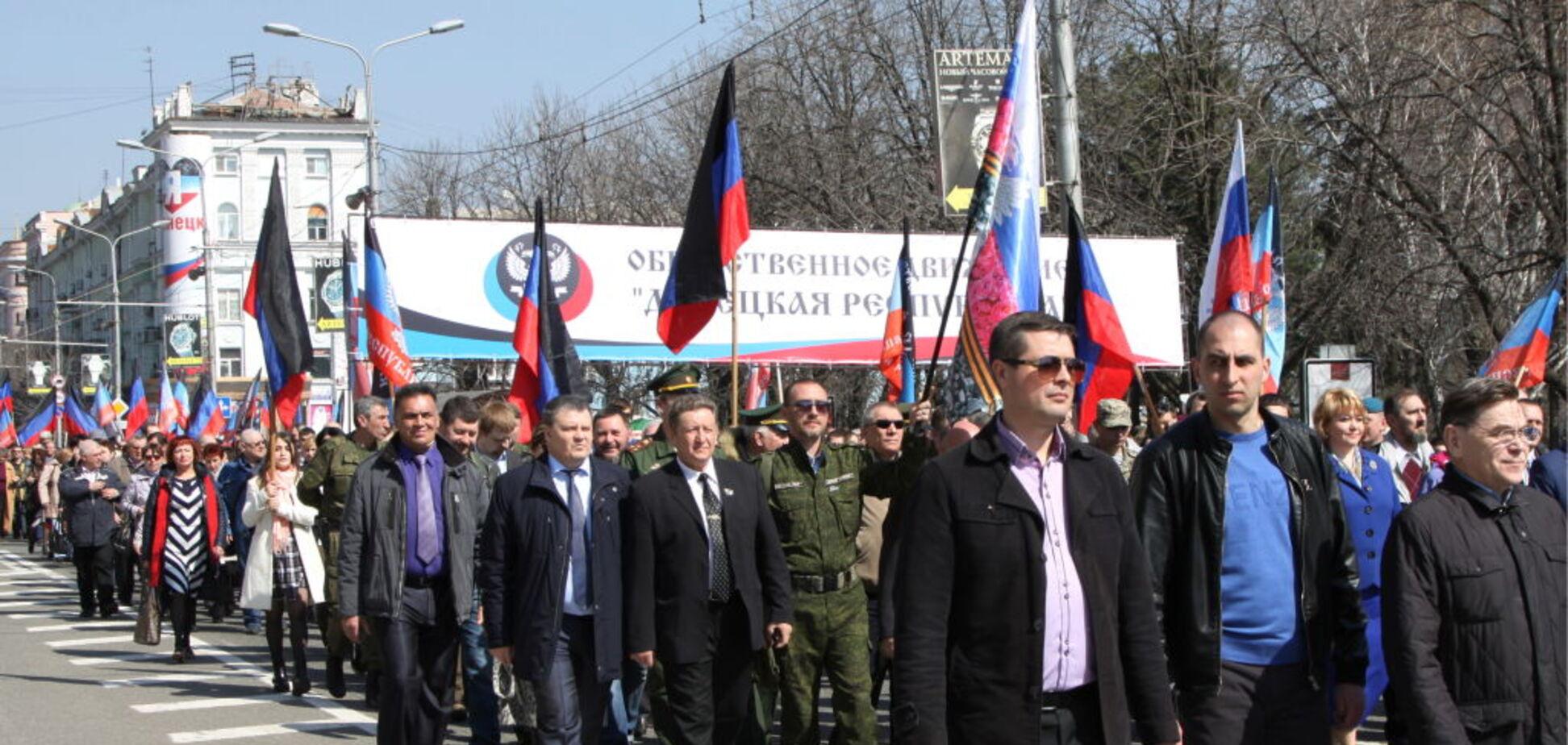 Донбасс: лучше показаться е*ану*ой, чем оказаться мертвой