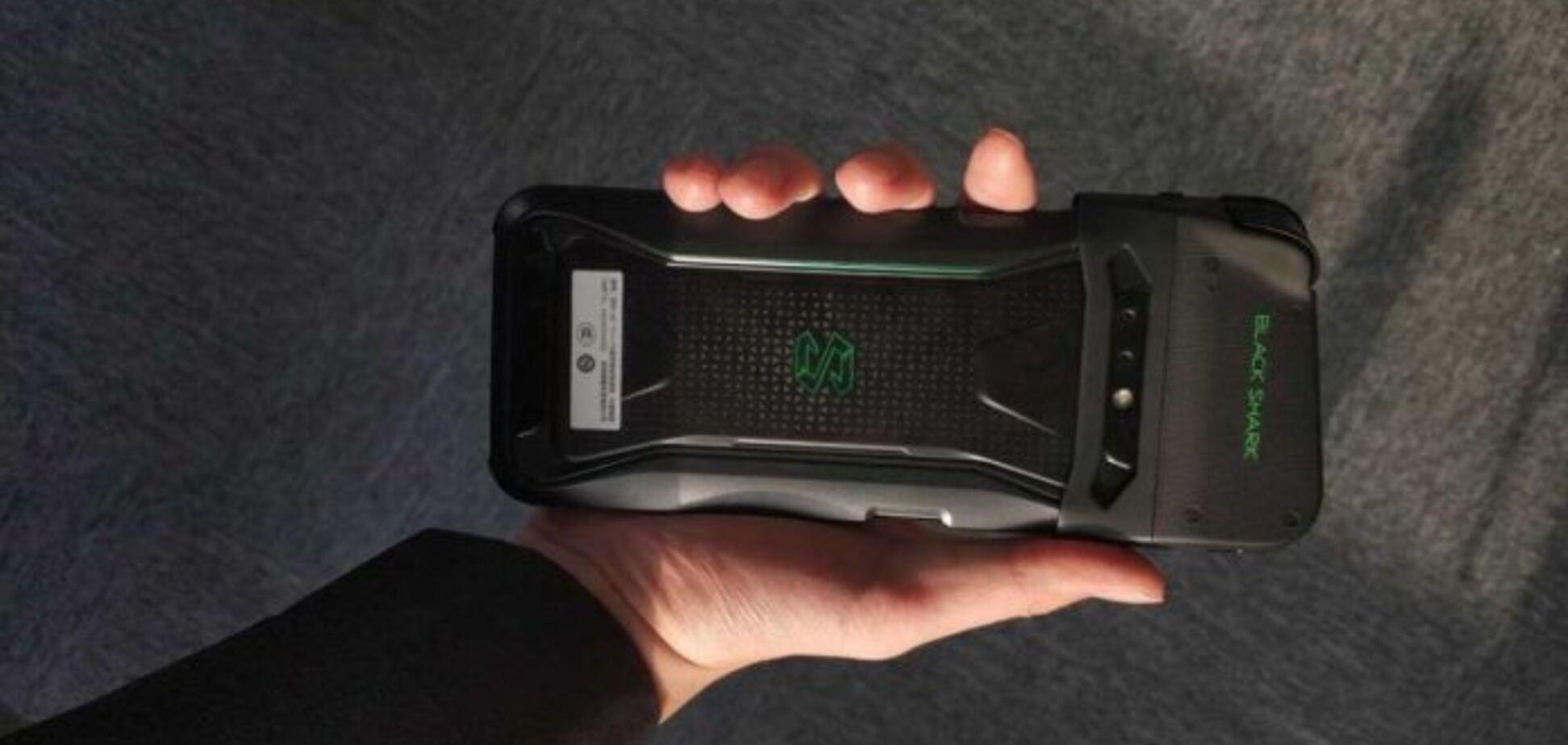 У мережу злили відео суперсмартфона для ігроманів