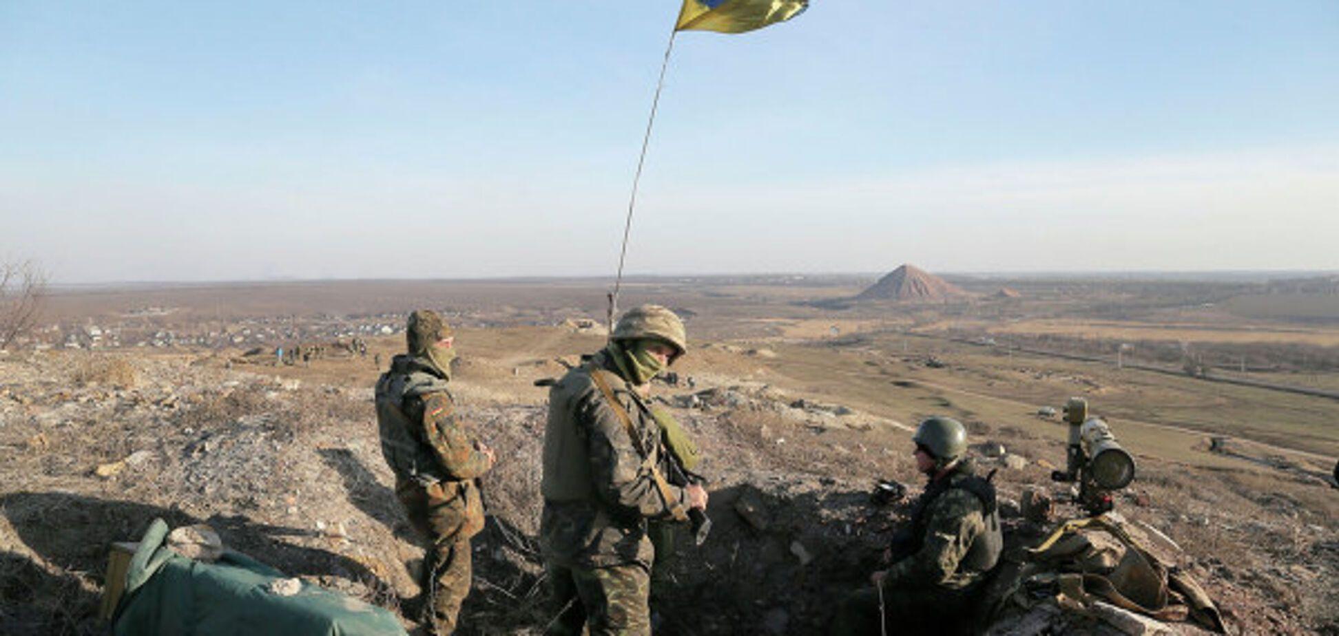 На Донбасі убитий український військовий