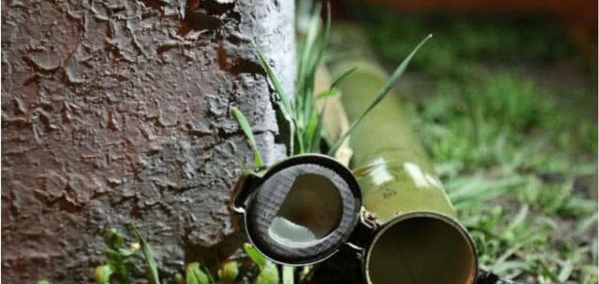 'Киевгорстрой' обстреляли из гранатомета