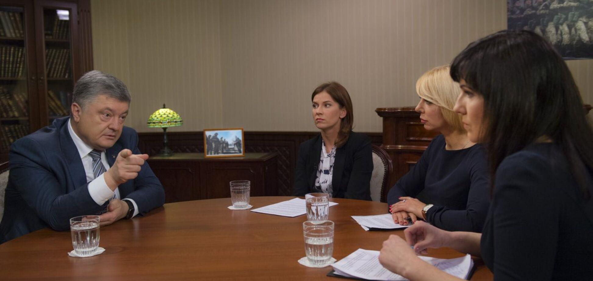 Більше 40 країн: Порошенко зробив заяву про миротворців ООН на Донбасі