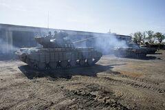 Терористи вишикували армаду військової техніки під Луганськом - ОБСЄ