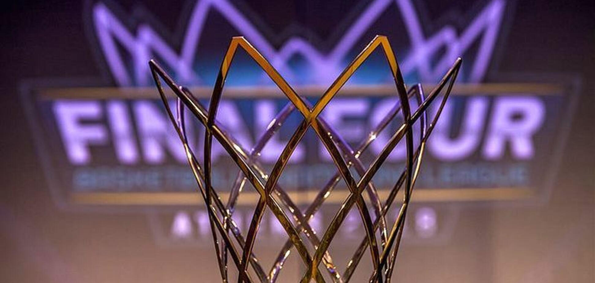 Є українець: півфіналісти ЛЧ з баскетболу