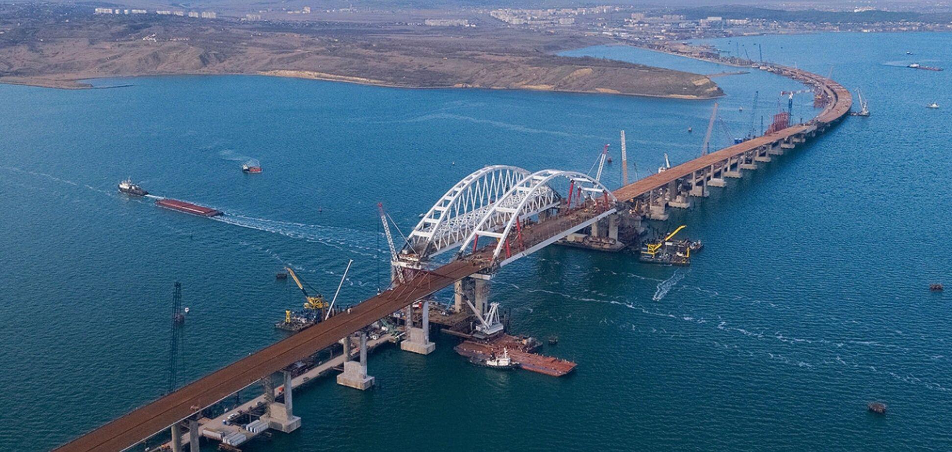 Чий Кримський міст: Фейгін розповів про загадку