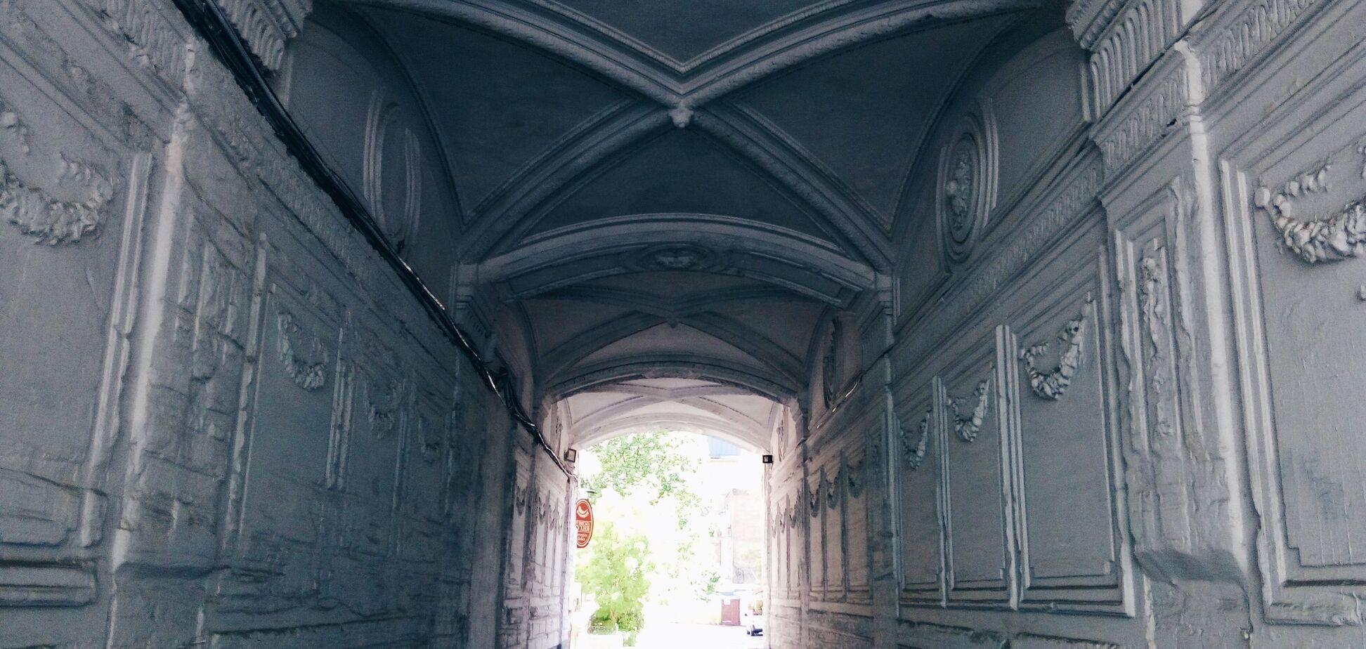 Смотри вверх: самые невероятные въездные арки Киева