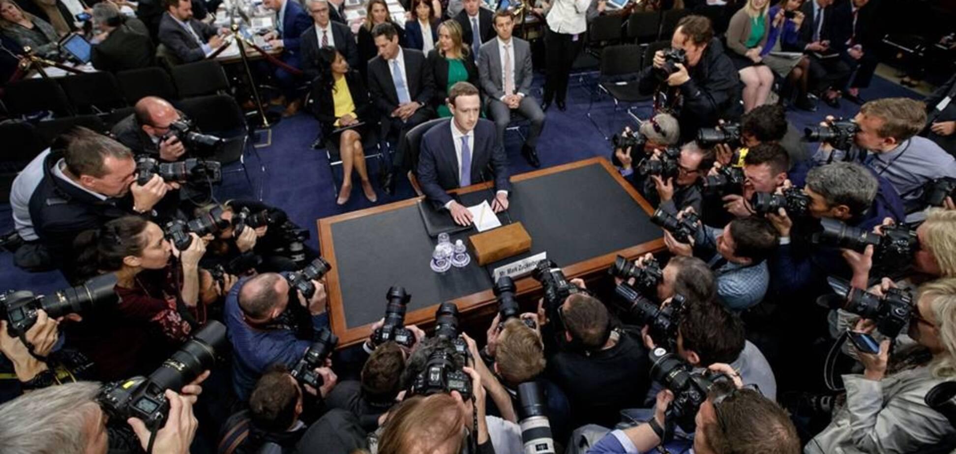 Цукерберг может вообще закрыть Фейсбук, и гори оно огнем