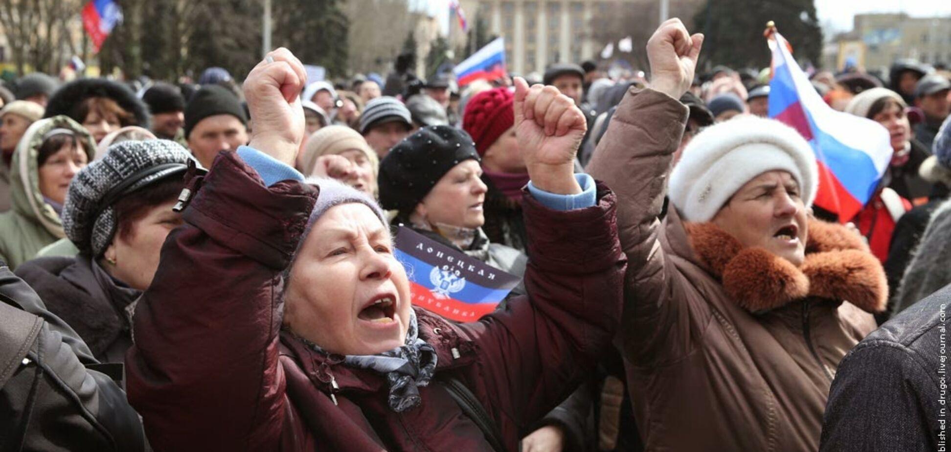 Взяти вагон грошей і ...передати в ОРДЛО? Як платити пенсії на окупованому Донбасі