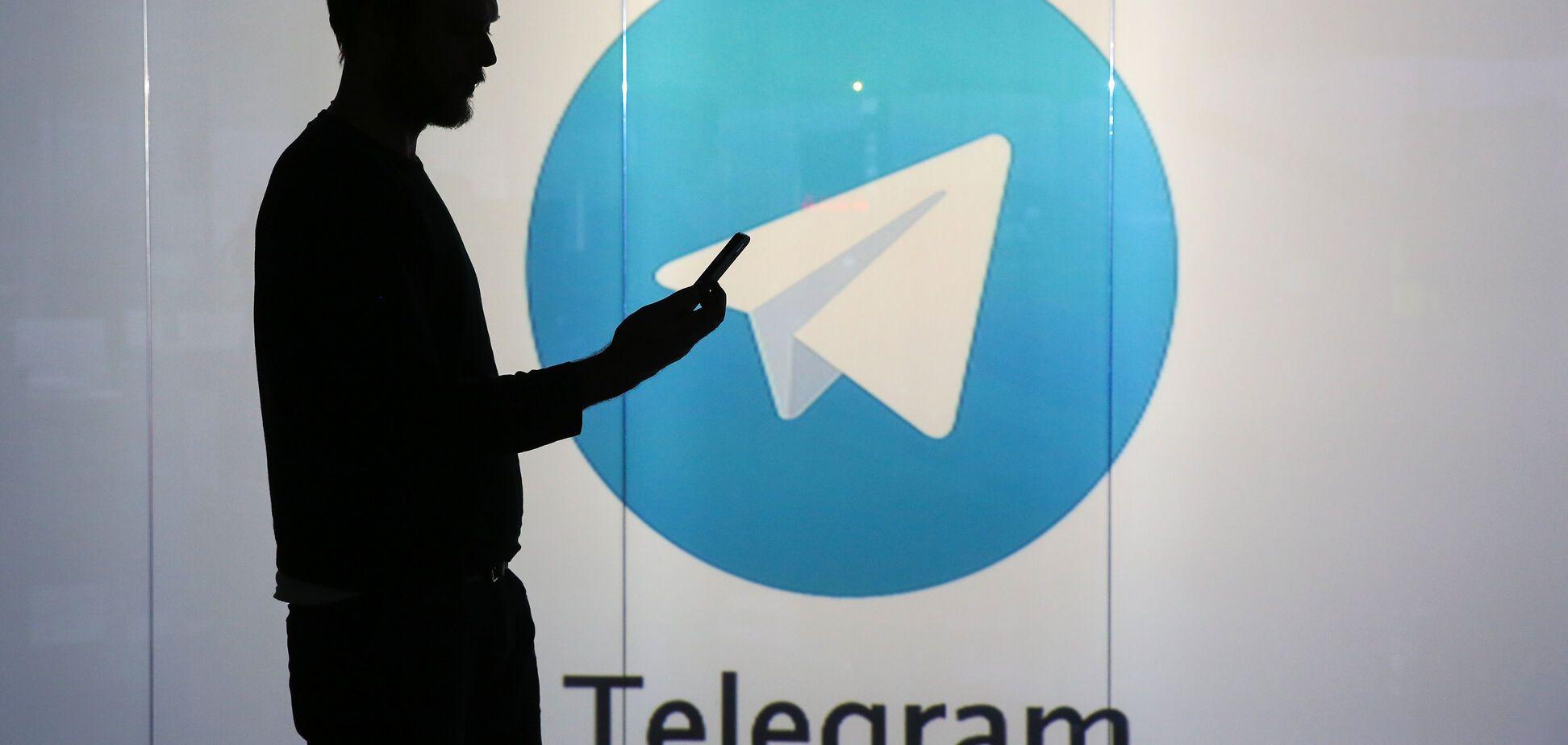 Сокирою його: заборону Telegram в Росії висміяли яскравою карикатурою