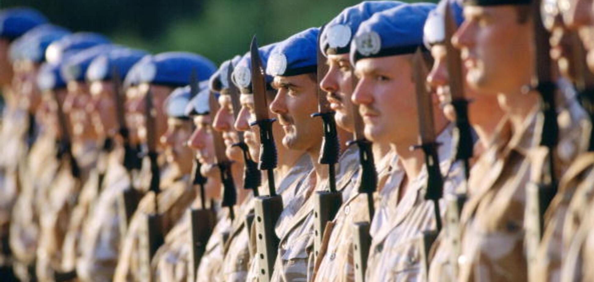 Миротворці ООН на Донбасі: Канада висунула умову