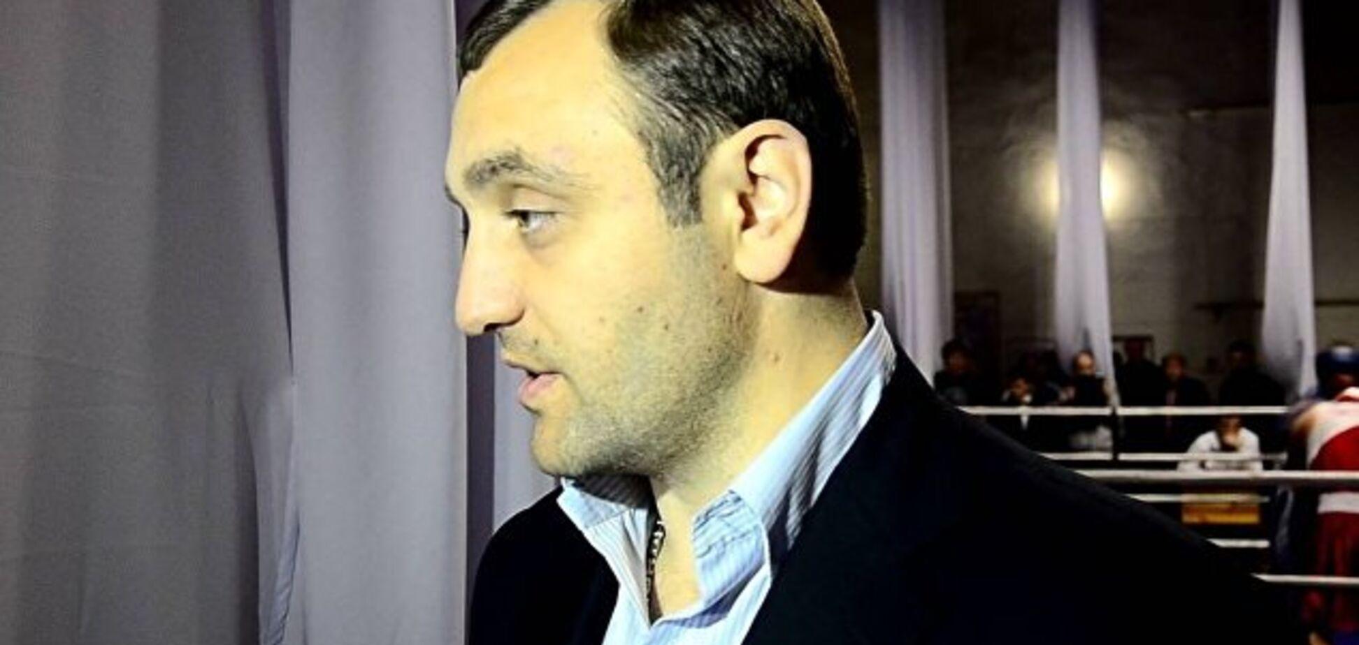 ГПУ готовит экстрадицию скандального 'титушковода' из Франции - Луценко