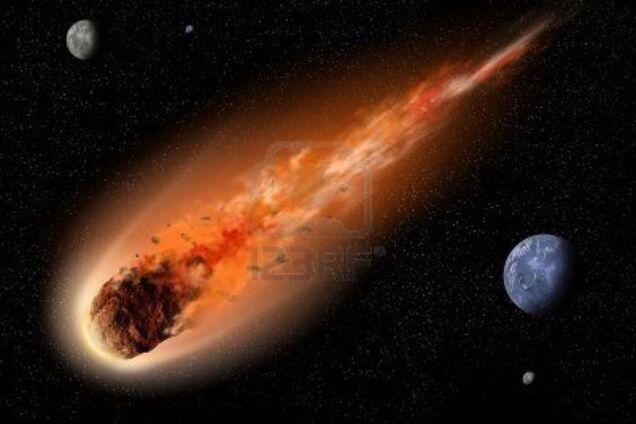 В шаге от катастрофы: над Землей пролетел огромный астероид